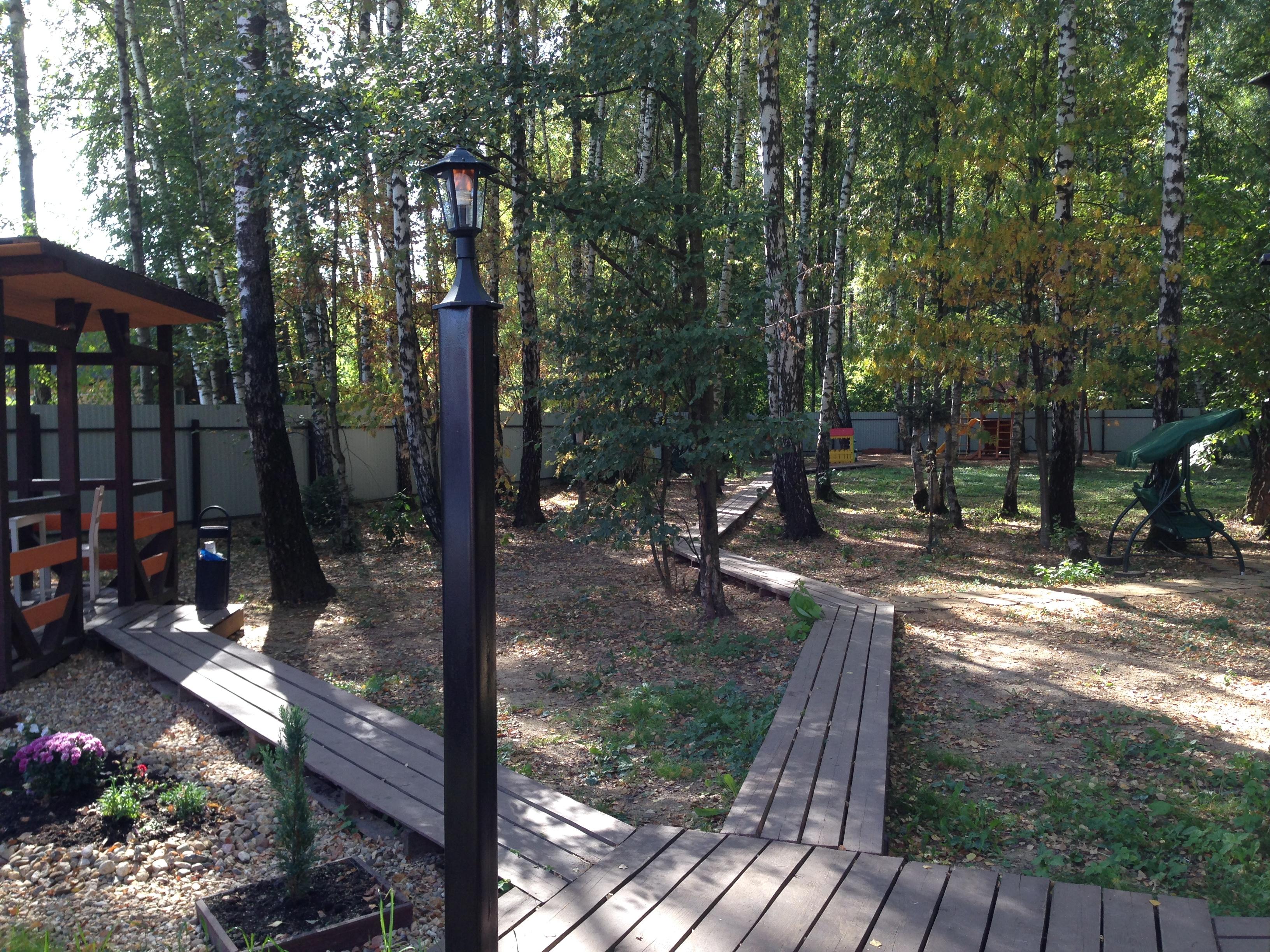 отдых в отеле на природе