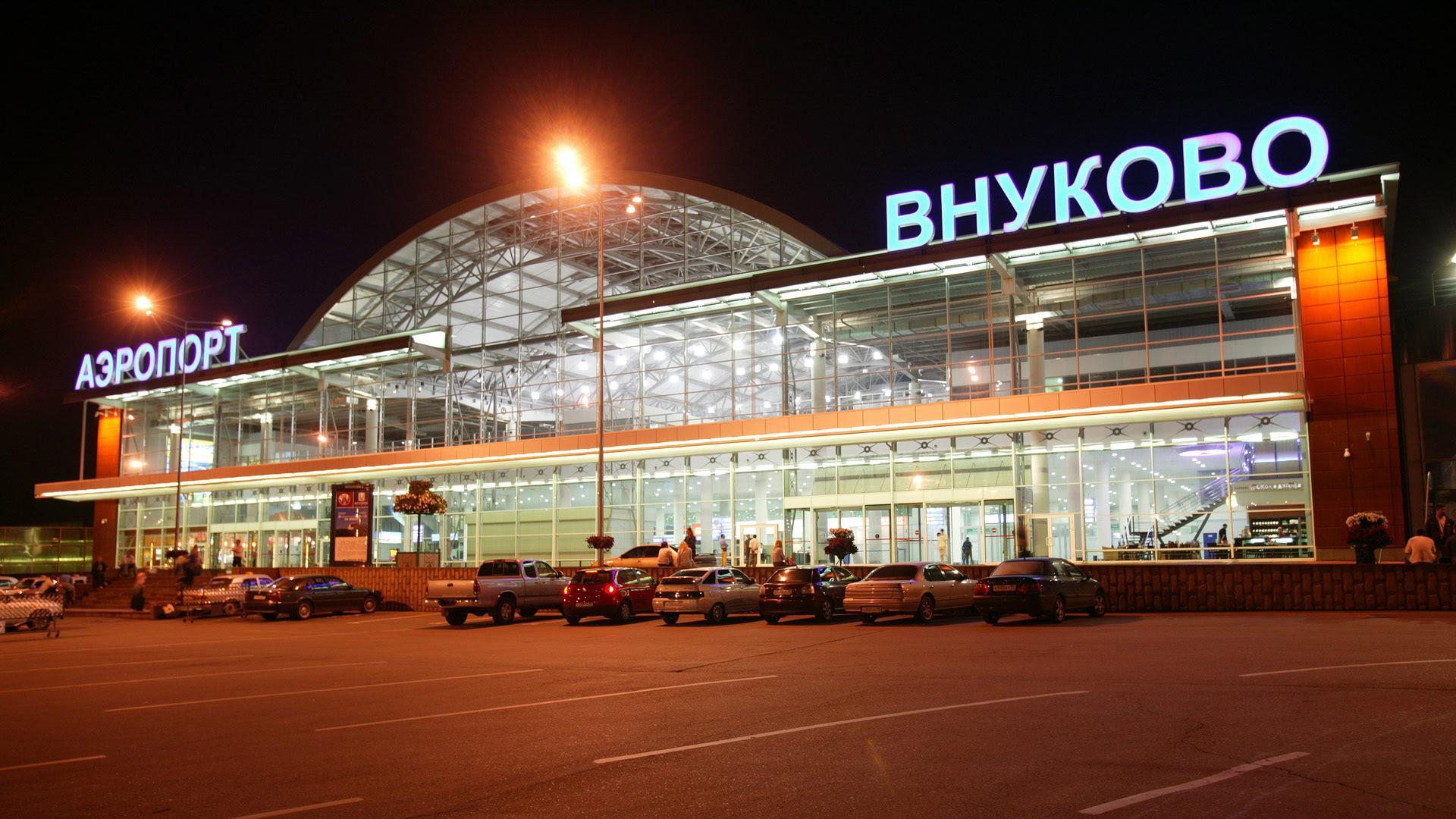 Аэропорт Внуково Москва